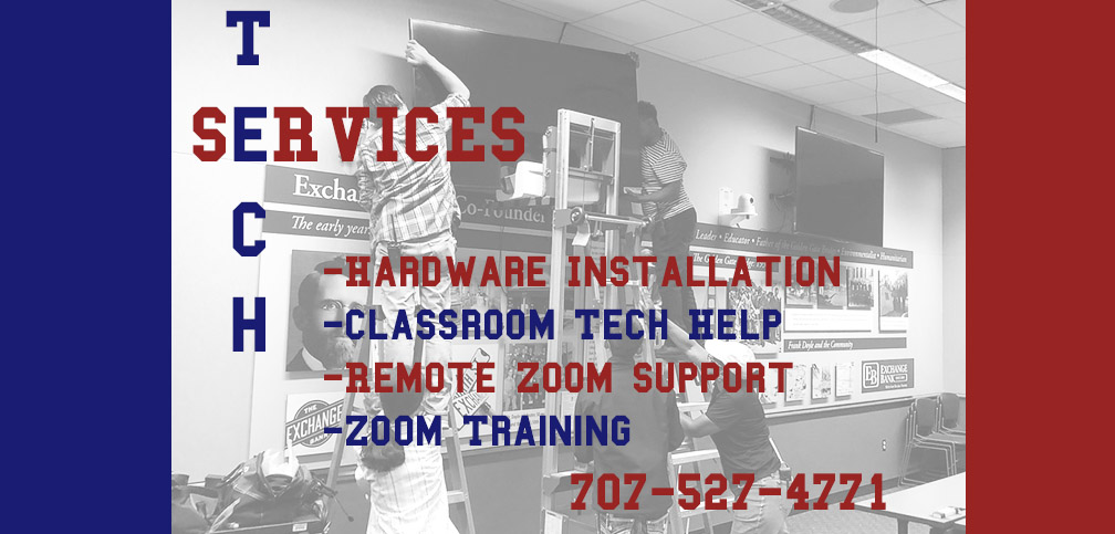 Tech services header